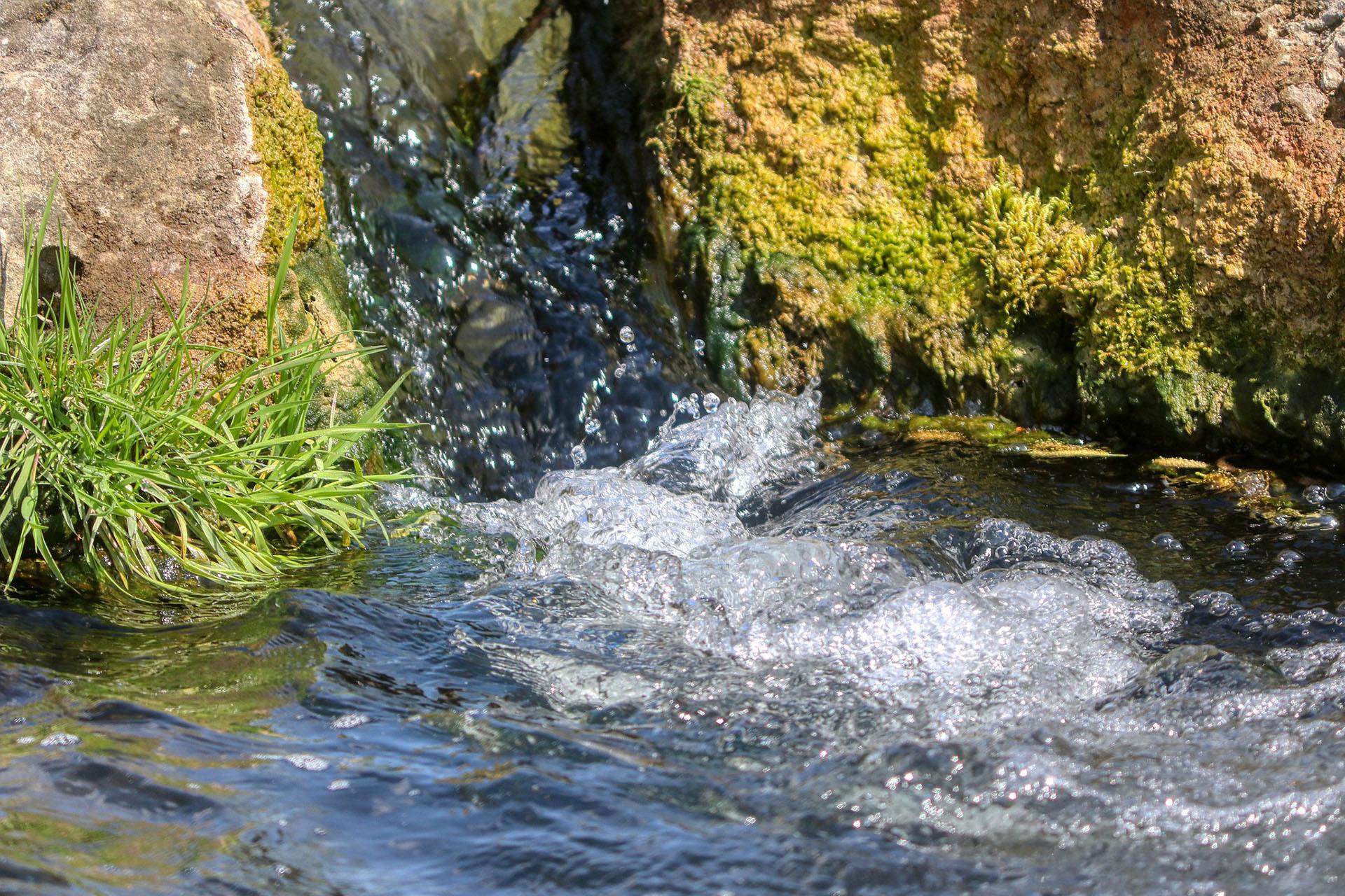 Rinnande vatten
