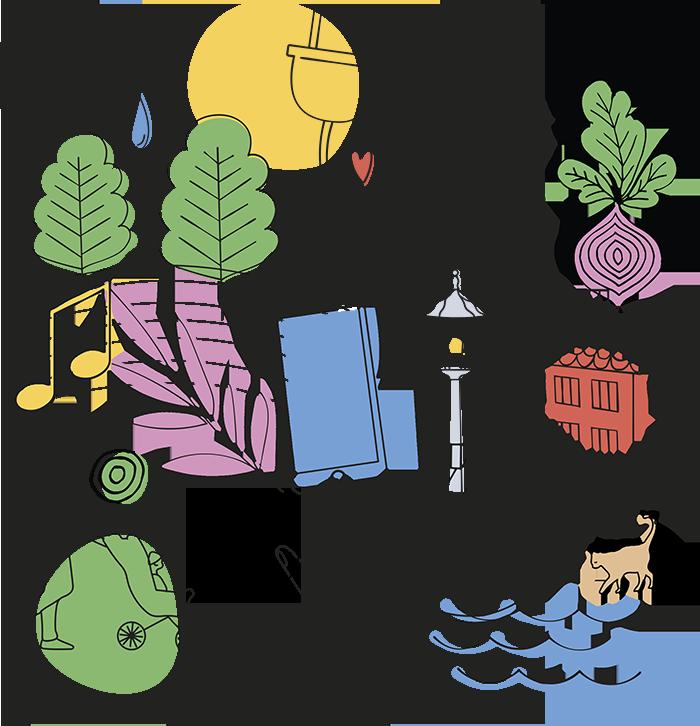 Habo illustration